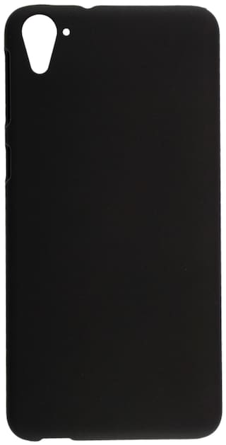 the best attitude 2bd57 1f96f Kartik Back Cover For HTC Desire 826 dual sim (Black)
