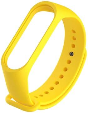 Mi 4 Silicone Arm Band Case By KHR ( Yellow )