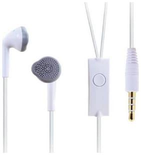 BUDDIES CART Samsung-YS-16 In-Ear Wired Headphone ( White )