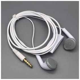 KIX2 In-Ear Wired Headphone ( White )