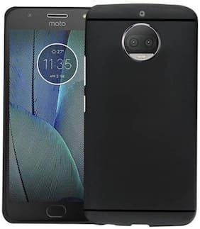Kolorfame Back Cover for Motorola Moto G6-Black