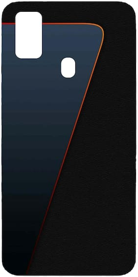 Koolbug Silicone Back Cover For Samsung Galaxy M30s ( Multi )