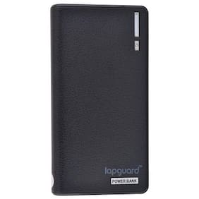 Lapguard Sailing-1560 Power Bank 15600 mAh Black Make In India