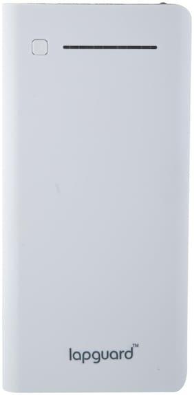 Lapguard LG805 Power Bank 20800 mAh - White Make In India