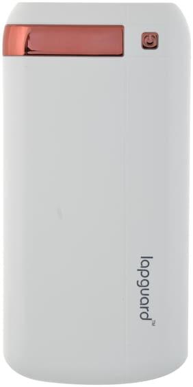 Lapguard LG803 Power Bank 20800 mAh - White Make In India