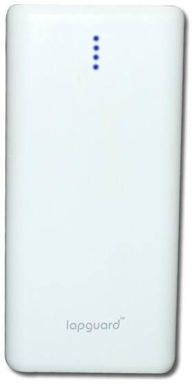 Lapguard LG809 20800mAH Lithium-ion Power Bank (White)