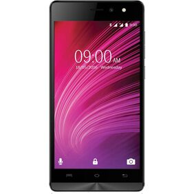 Lava A97 8 GB Black Grey (1 GB RAM) 4G with VoLTE