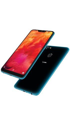 Lava Z92 3 GB 32 GB Ocean Blue