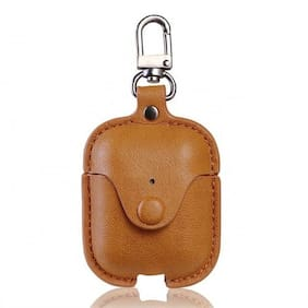 Leather Airpods Earphone Protective Cover Case For Apple AirPod iPhone US Stock