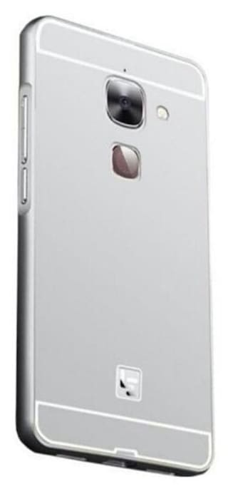 on sale e3213 8aa41 Buy LeEco Le2 Cover by DMGC - Silver Online at Low Prices in India ...