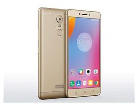 Lenovo K6 note 32 GB Gold