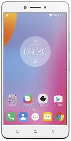 Lenovo K6 Note 32GB Silver