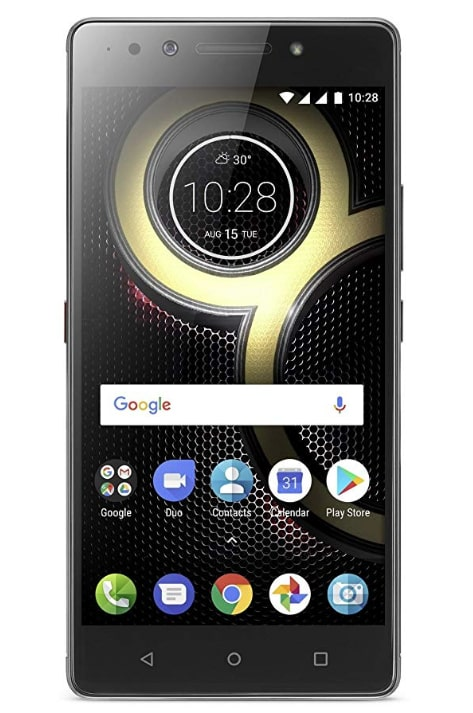 Lenovo K8 Note 32 GB Venom Black