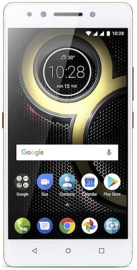 Lenovo K8 Note 3 GB/32 GB Fine Gold