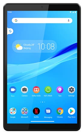 Buy Lenovo M8 (HD) 2nd Gen 8 inch 32GB WiFi Only Tablet - Platinum Grey  Online at Low Prices in India - Paytmmall.com