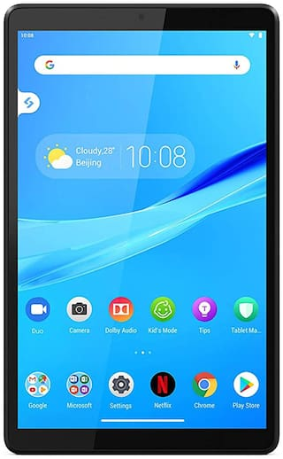 Lenovo M8 (HD) 2nd Gen 8 inch 32 GB WiFi Only Tablet (Iron Grey)