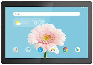Lenovo M10 (HD) 10.1 inch 32 GB Wi-Fi + 4G Volte Calling Tablet - Slate Black