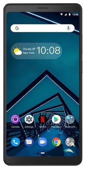 Lenovo Tab V7 6.9 inch 16 GB Wi-Fi + 4G - Onyx Black