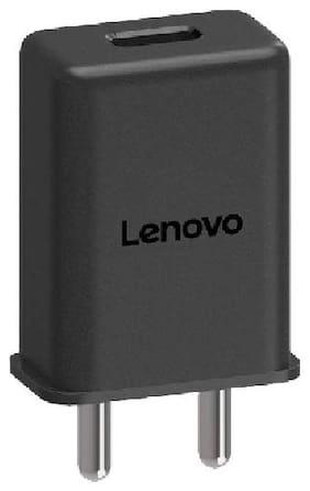 Lenovo Fast USB Mobile Charger (Black)