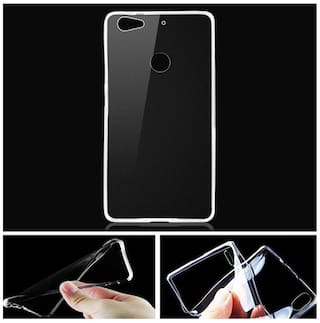 differently 4b885 33b46 Letv Le 1S transparent back cover (crystal clear soft back cover )