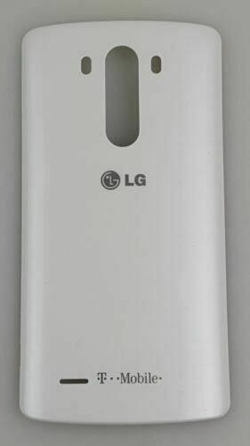 LG G3 Battery Cover Door White T-Mobile NEW Genuine OEM