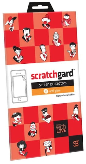 LG K10 (2017)AntiGlare Screen Guard By Scratchgard