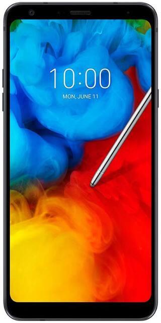 LG Q Stylus Plus 4GB 64 GB Aurora Black