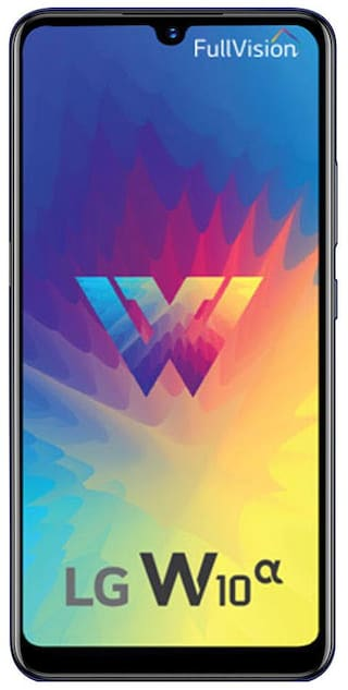 LG W10 ALPHA 3 GB 32 GB Black