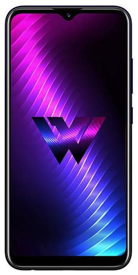 LG W30 Pro 4 GB 64 GB Midnight Purple