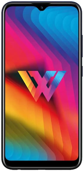 LG W30 Pro 4 GB 64 GB Midnight Blue