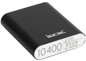 Lionix High Speed Charging 10400 Power Bank (Black)