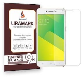 LIRAMARK Edge To Edge Tempered Glass For Redmi 6A