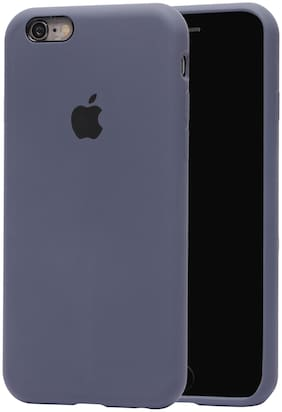 Apple iPhone 6 Plus & Apple iPhone 6s Plus Silicone Back Cover By LIRAMARK ( Blue )