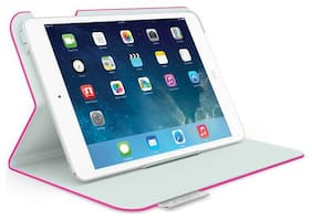 Logitech Folio Protective Case for iPad mini, iPad mini with Retina - Pink