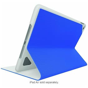 Logitech Hinge Carrying Case for iPad Air 2 - Electric Blue