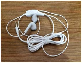 Altronics 3.5 mm Supported YS Original Earphone In-Ear Wired Headphone ( White )