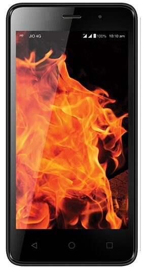 Lyf Flame 1 8 GB (Black)