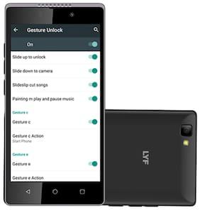 LYF LS-5016 WIND 7i 8 GB (Black)