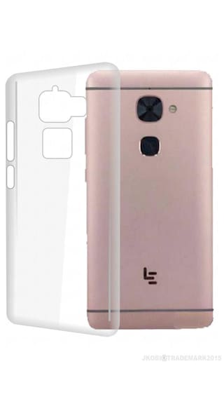 best service 53aa2 21f04 Buy ManRo Exclusive Soft Silicone TPU Jelly Crystal Clear Case Soft ...