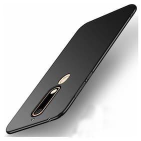 Mascot max back cover black for Nokia 6.1 (2018)