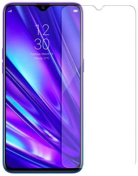 Mascot Max Tempered glass 0.33mm 2.5D  tempered glass for Realme XT