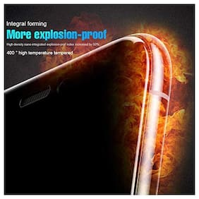 Mascot Max tempered glass edge to edge 2.5D glass Black 9H glass for Samsung Galaxy M31s