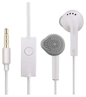 Matt Pie In-Ear Wired Headphone ( White )