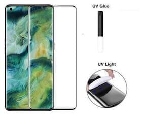 Matte Glass Oppo Reno 4 Pro UV Tempered Glass