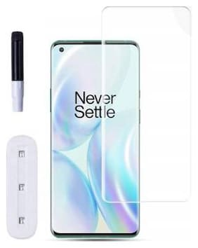 Matte Glass Oneplus 8 UV Tempered Glass