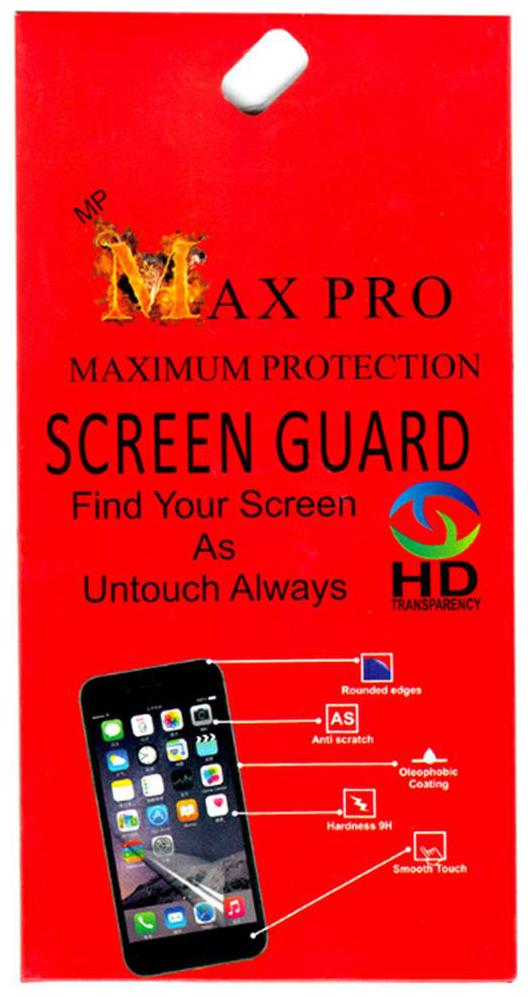 Max Pro Matte Screen Guard For Micromax E481 Canvas 5