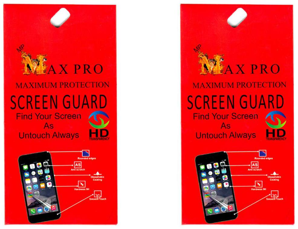 Max Pro Matte Screen Guards Pack of 2 For Samsung J Max
