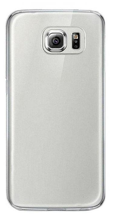 Max Pro Rubber Back Cover For Samsung Galaxy S7 Edge   Transparent   by Max Pro Accessories