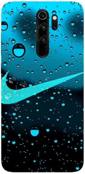 MD Print Back Cover For Redmi Note 8 Pro Silicone