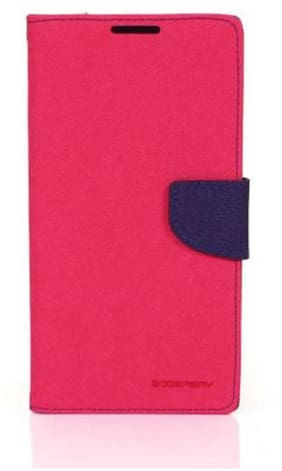 Mercury Goospery Flip Cover For Sony Xperia T2 Ultra (Blue)